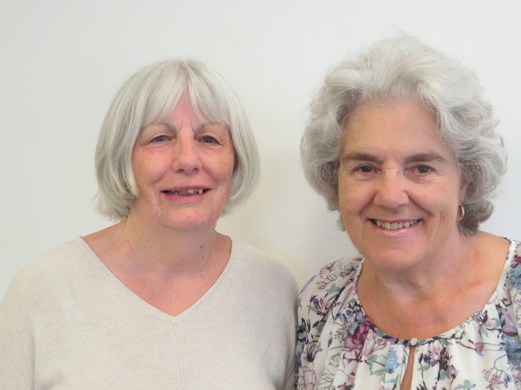 Kathleen and Rita